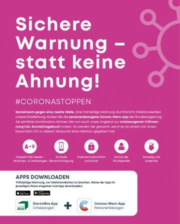 NOVENTI - Corona-Apps